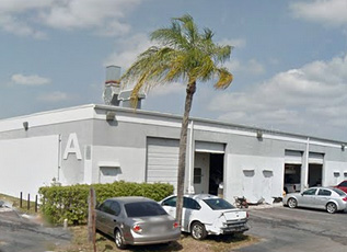 Picture of the North Lauderdale shop of Transmission Doctor
